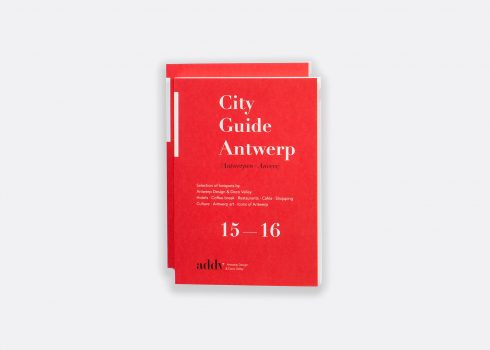 ADDV Antwerp City Guide