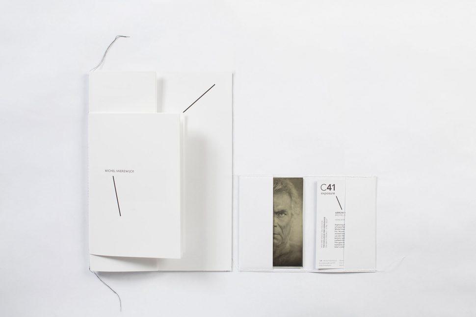 Printed matter for Michel Vaerewijck