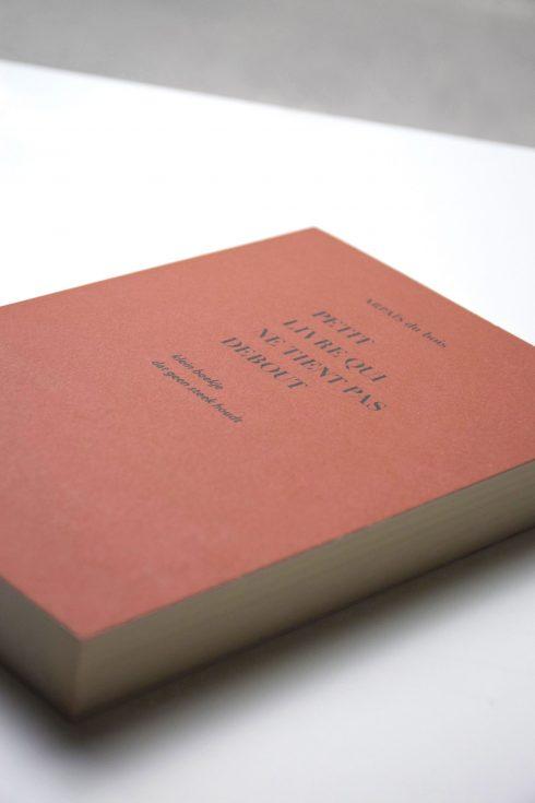 ARPAÏS du bois - Petit livre qui ne tient pas debout