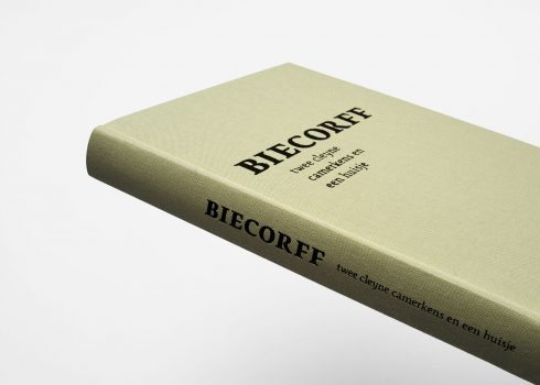 Biecorff cover book