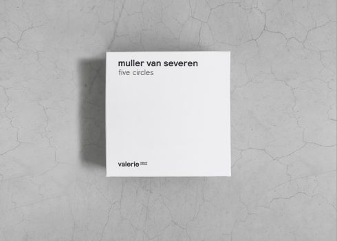valerie objects Muller Van Severen Five Circles Packaging