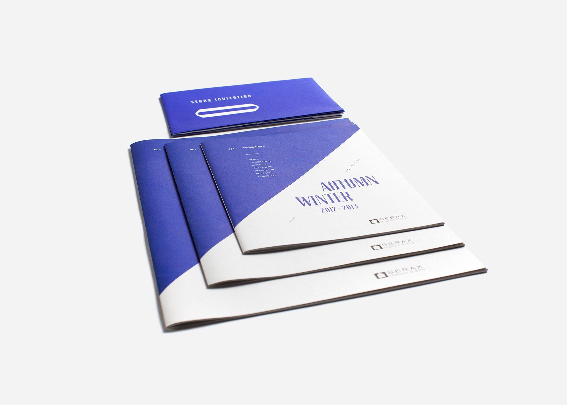 SERAX catalogue and opendays invitation