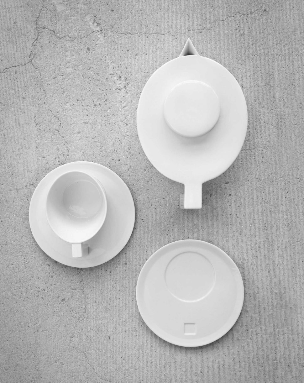 Unify Tableware - Teapot
