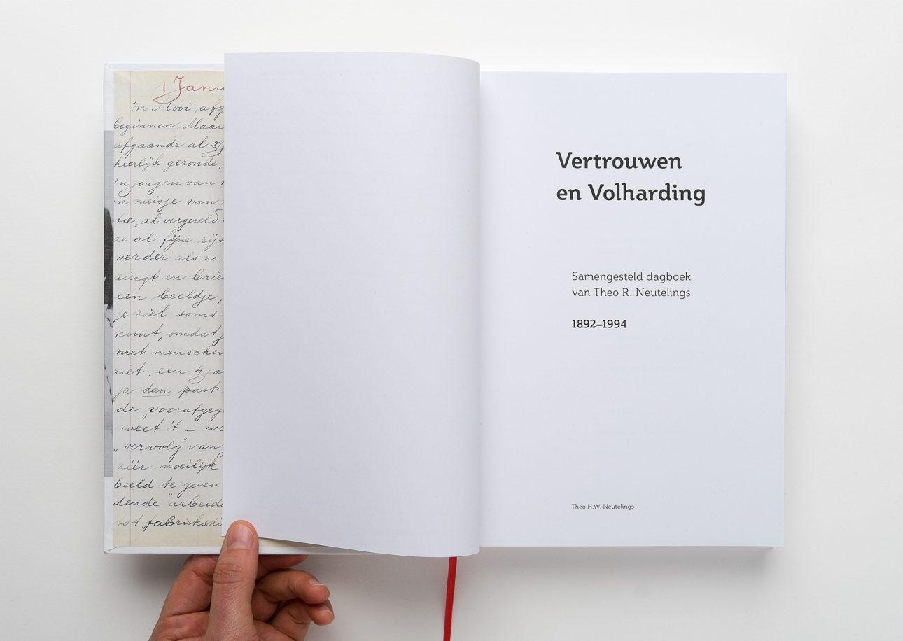Vertrouwen en Volharding - Theo R. Neutelings