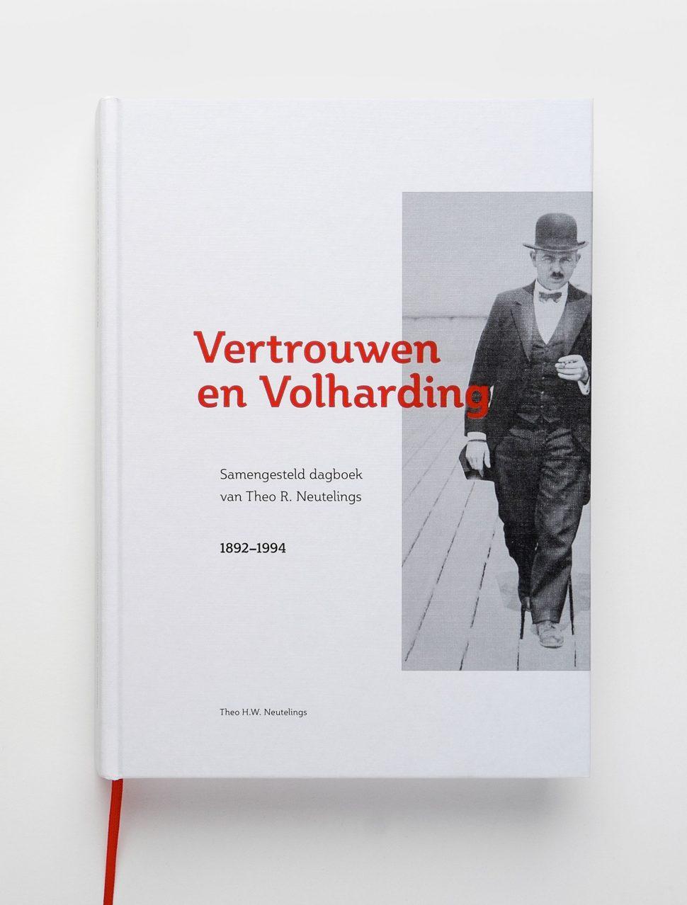 Vertrouwen en Volharding - Theo R. Neutelings - Cover