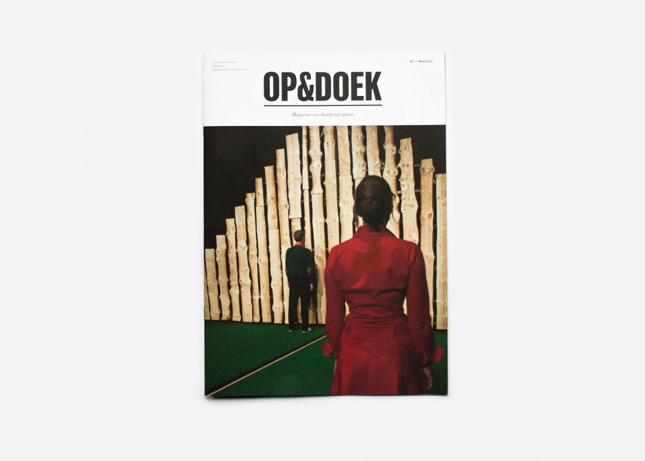 OP&DOEK magazine by undercast