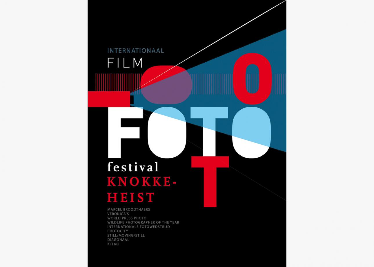 Knokke Filmfestival Campaign Image