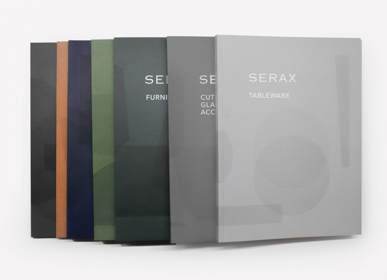 SERAX Catalogs SS18 Covers