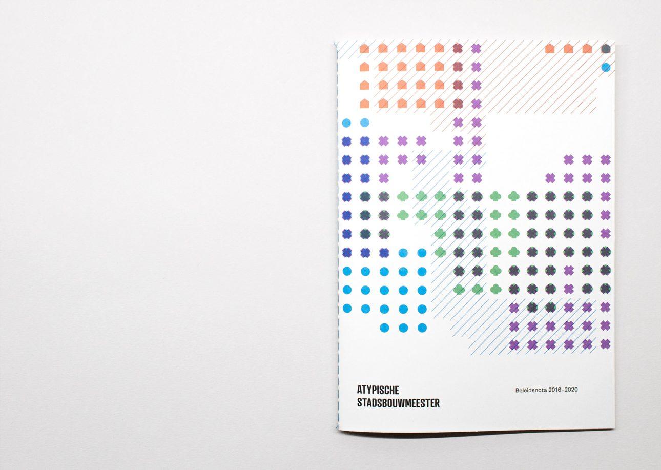 Stadsbouwmeester Antwerpen Beleidsnota Cover