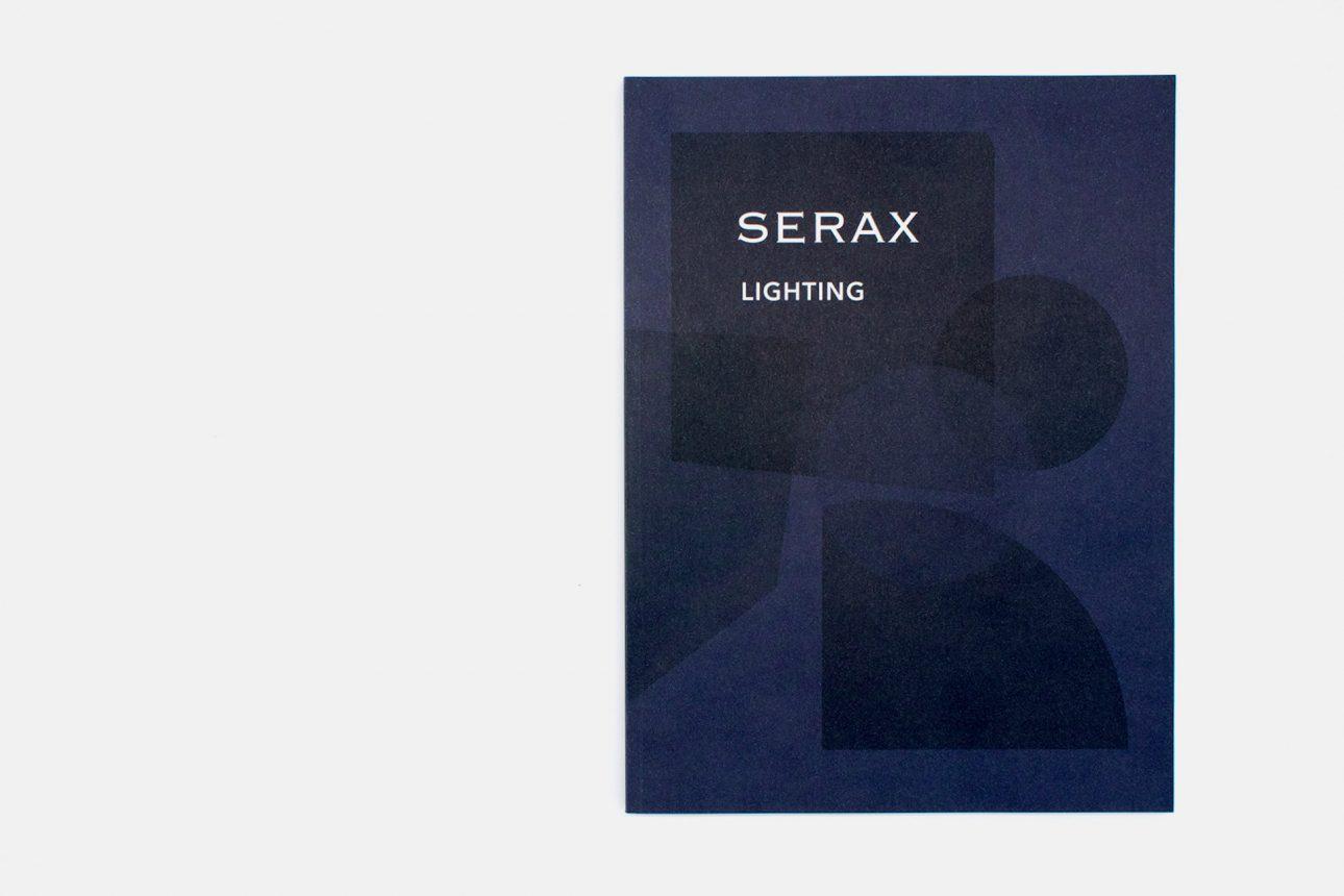 Serax catalog cover lighting SS18