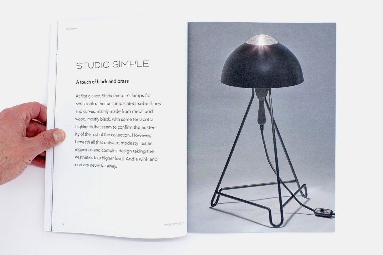 Serax_Catalog Studio Simple SS18