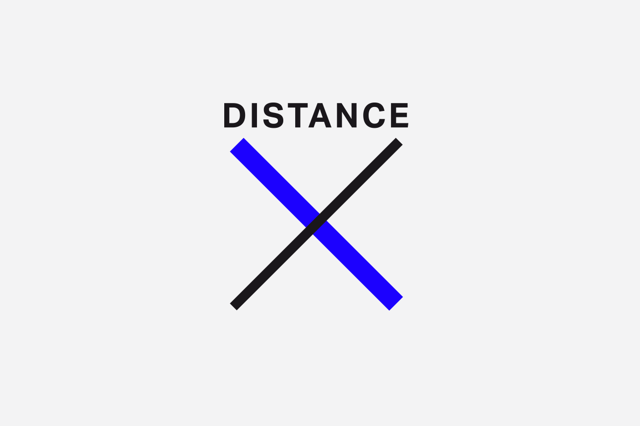 Distance Brings Us Closer